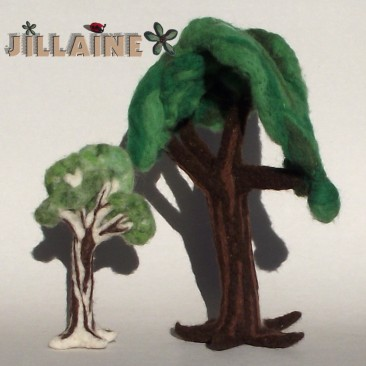Doudous arbres