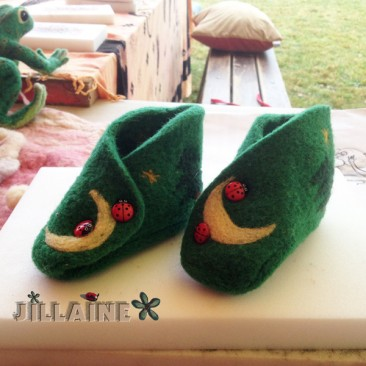 Chaussons 6/8 mois
