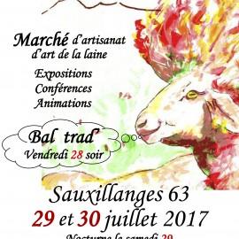 Festival Laine & Soi, Sauxillanges  (63)