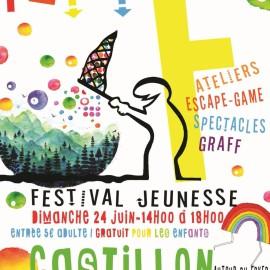 Festival Jeune Public Castillon